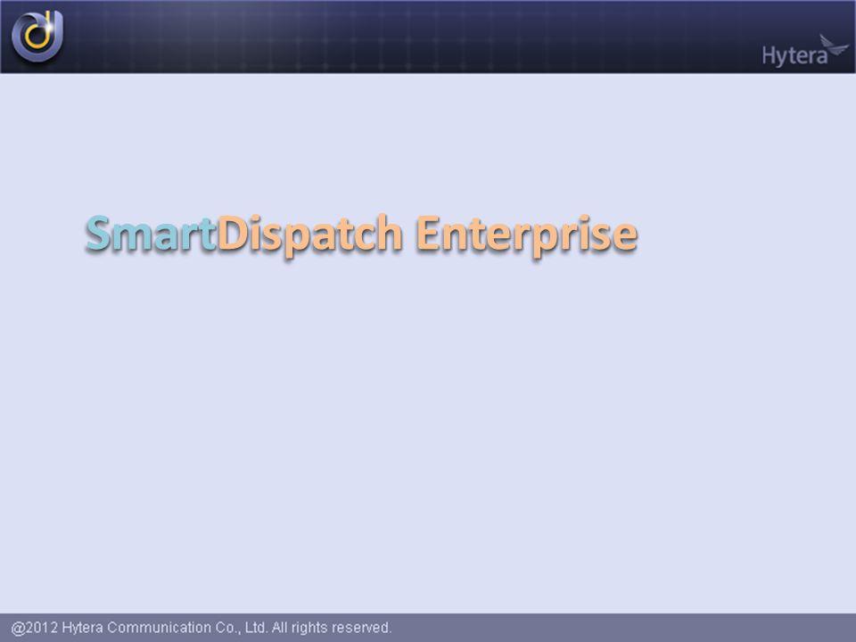 SmartDispatch Enterprise