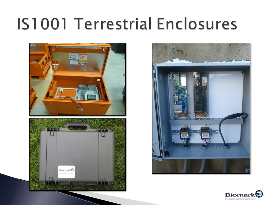 IS1001 Terrestrial Enclosures