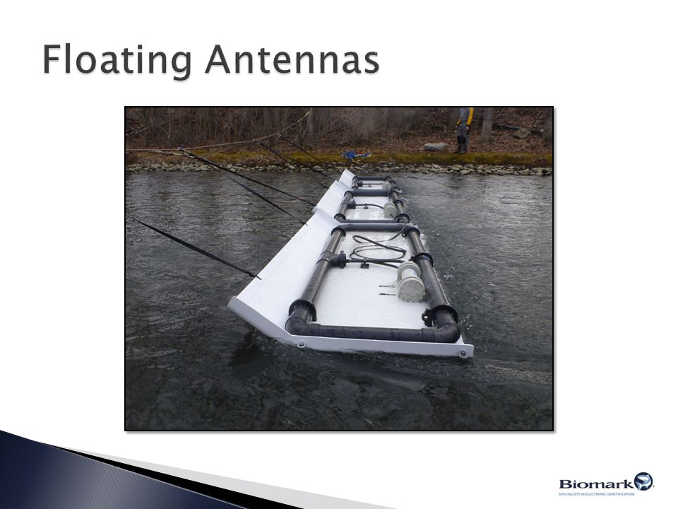 Floating Antennas