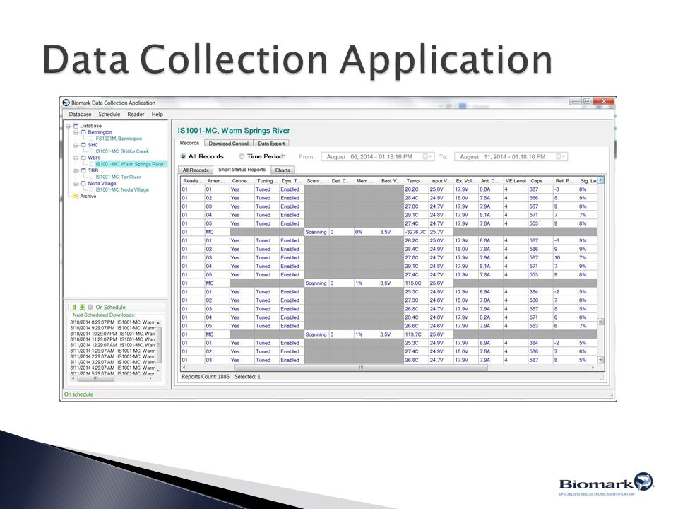 Data Collection Application