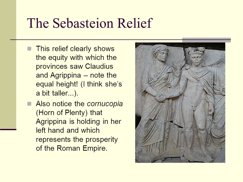 The Sebasteion Relief