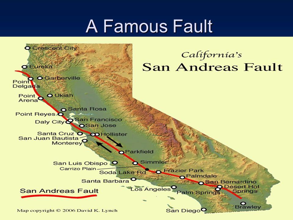 A Famous Fault