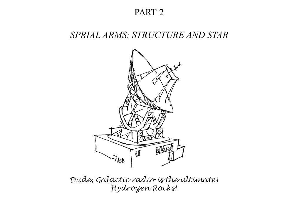 SPRIAL ARMS: STRUCTURE AND STAR