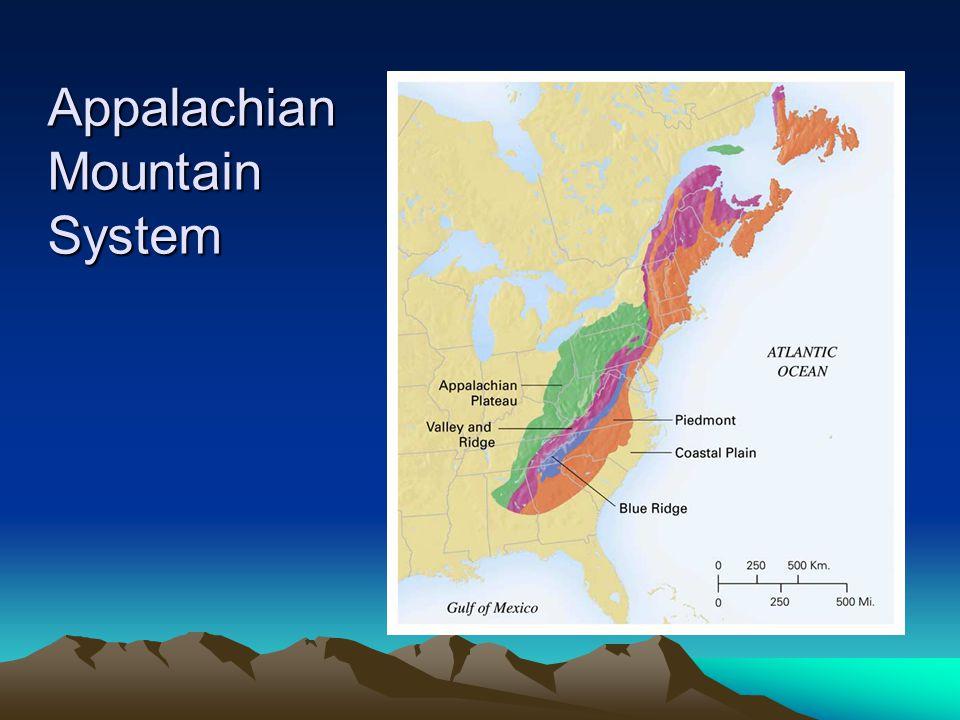Appalachian Mountain System