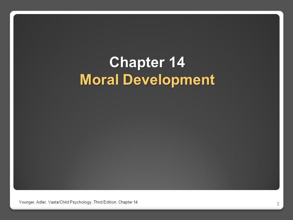 Chapter 14 Moral Development