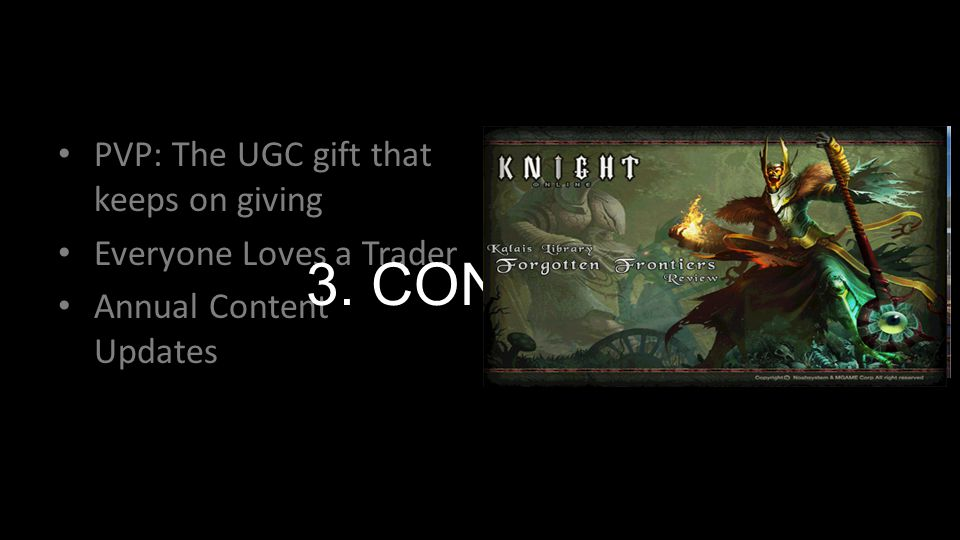 3. CONTENT PVP: The UGC gift that keeps on giving