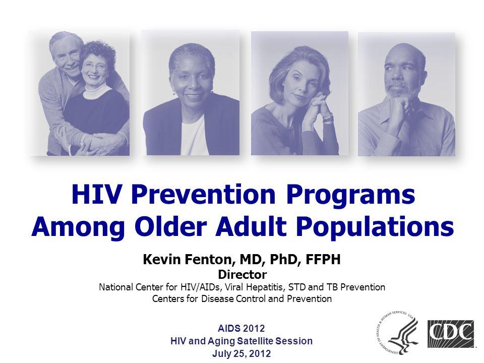 HIV Prevention Programs Among Older Adult Populations