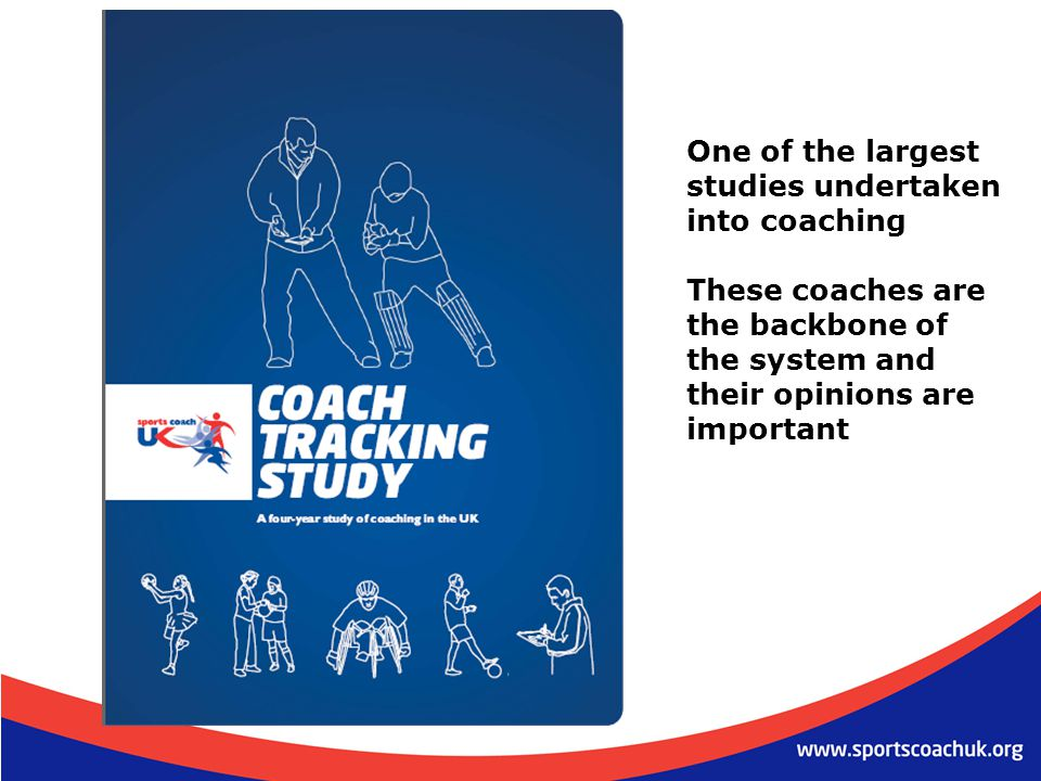 One of the largest studies undertaken into coaching