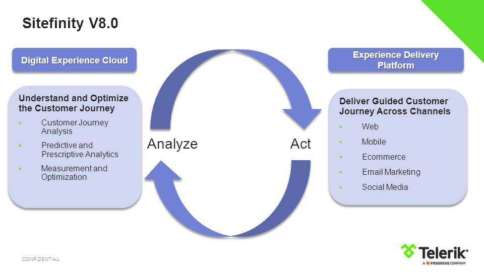 Digital Experience Cloud Experience Delivery Platform
