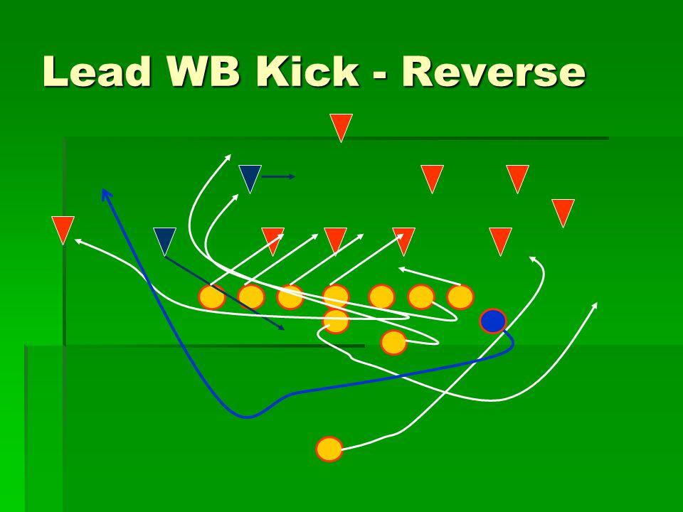 Lead WB Kick - Reverse