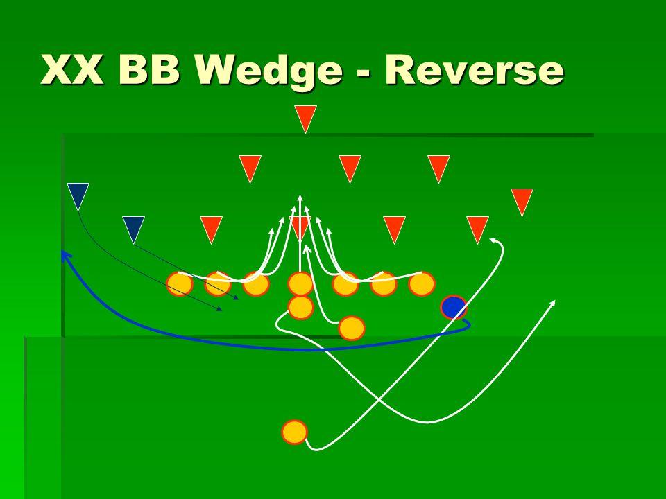 XX BB Wedge - Reverse
