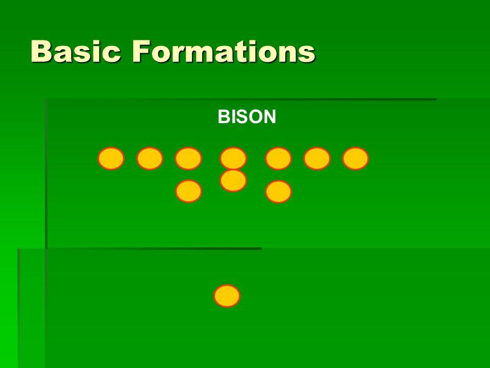 Basic Formations BISON