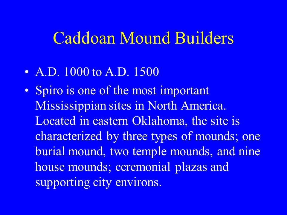 Caddoan Mound Builders