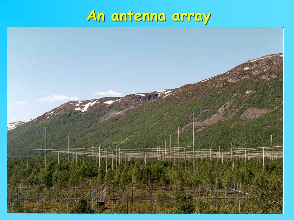 An antenna array