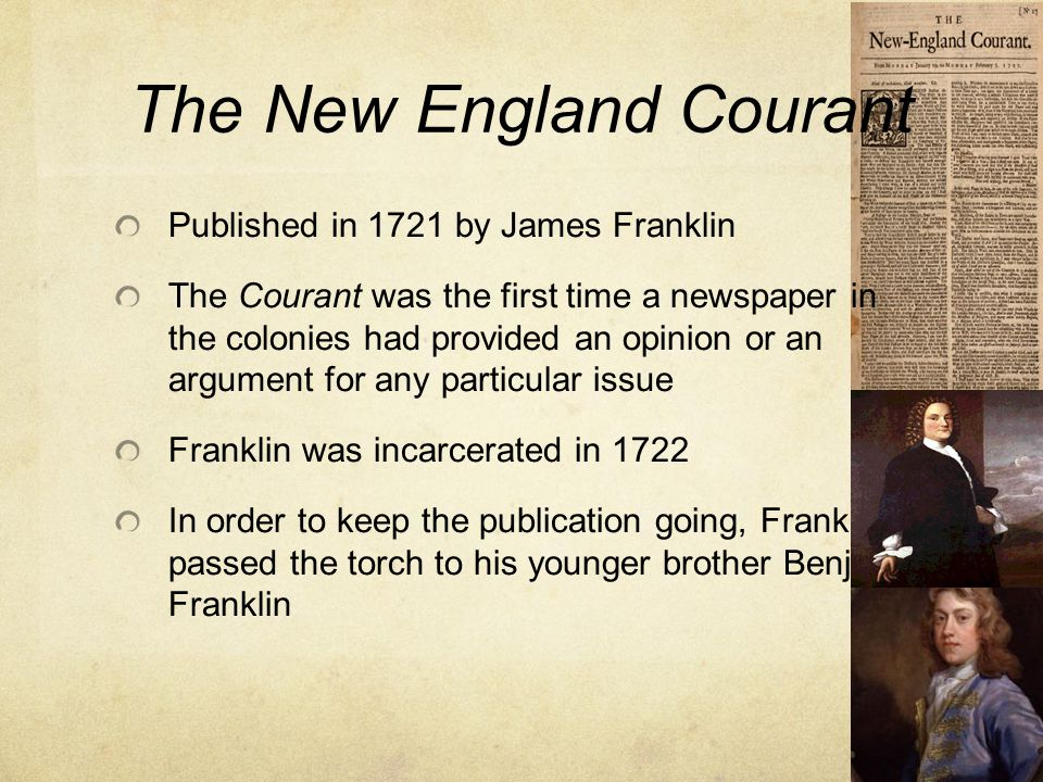 The New England Courant
