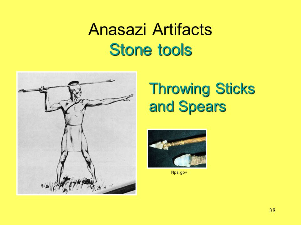 Anasazi Artifacts Stone tools