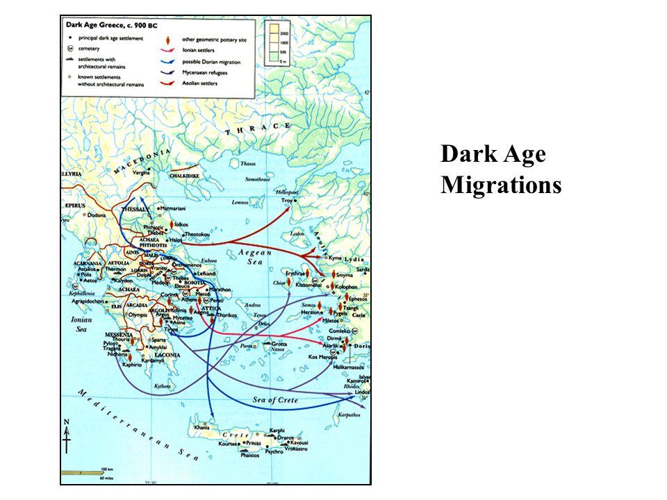 Dark Age Migrations