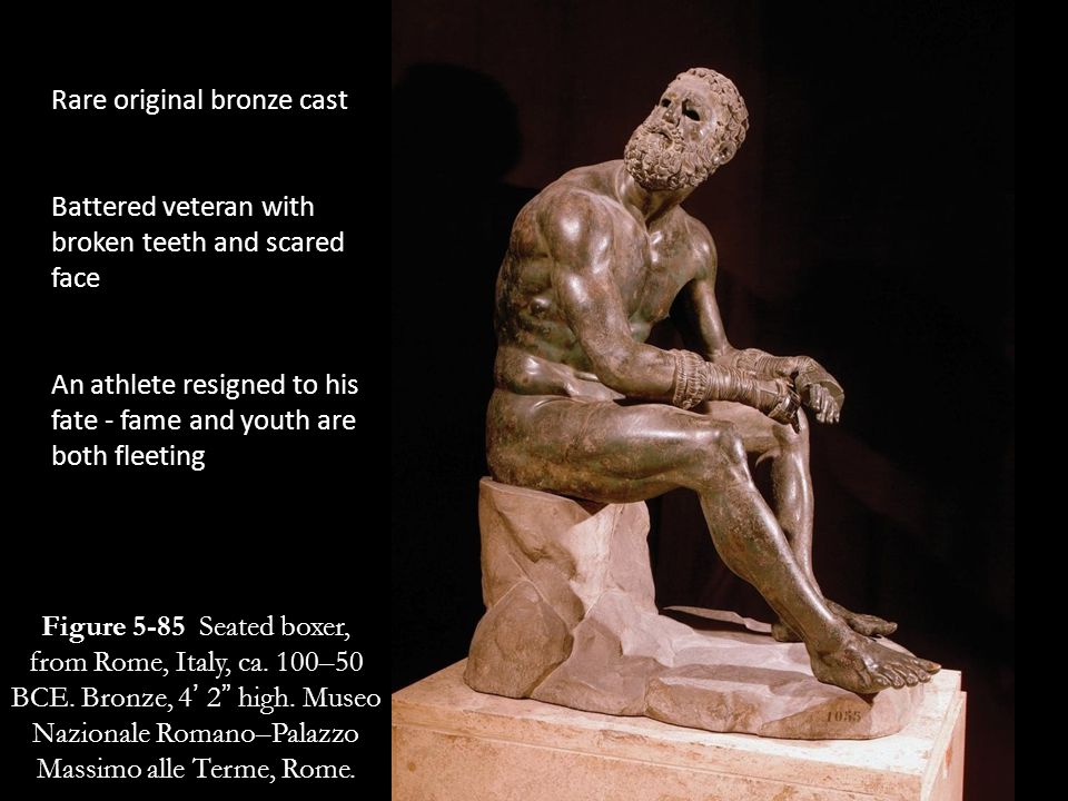 Rare original bronze cast