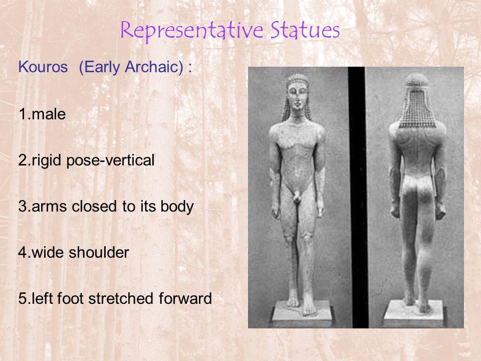 Representative Statues