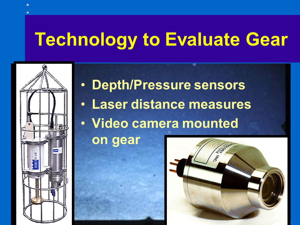 Technology to Evaluate Gear