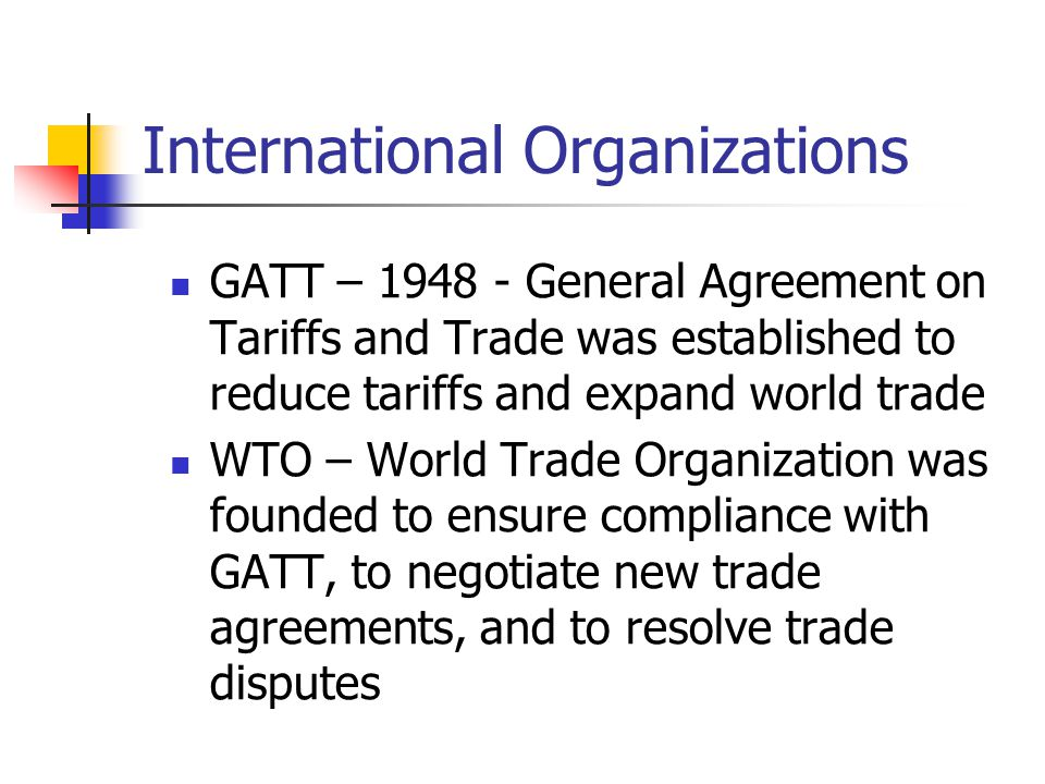 Identify The Positive And Negative Trade Barriers That Countries
