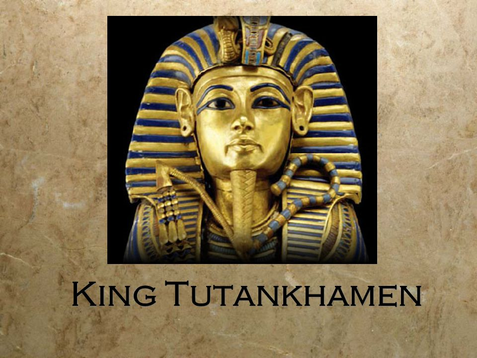 a biography of tutankhamen a king of egypt