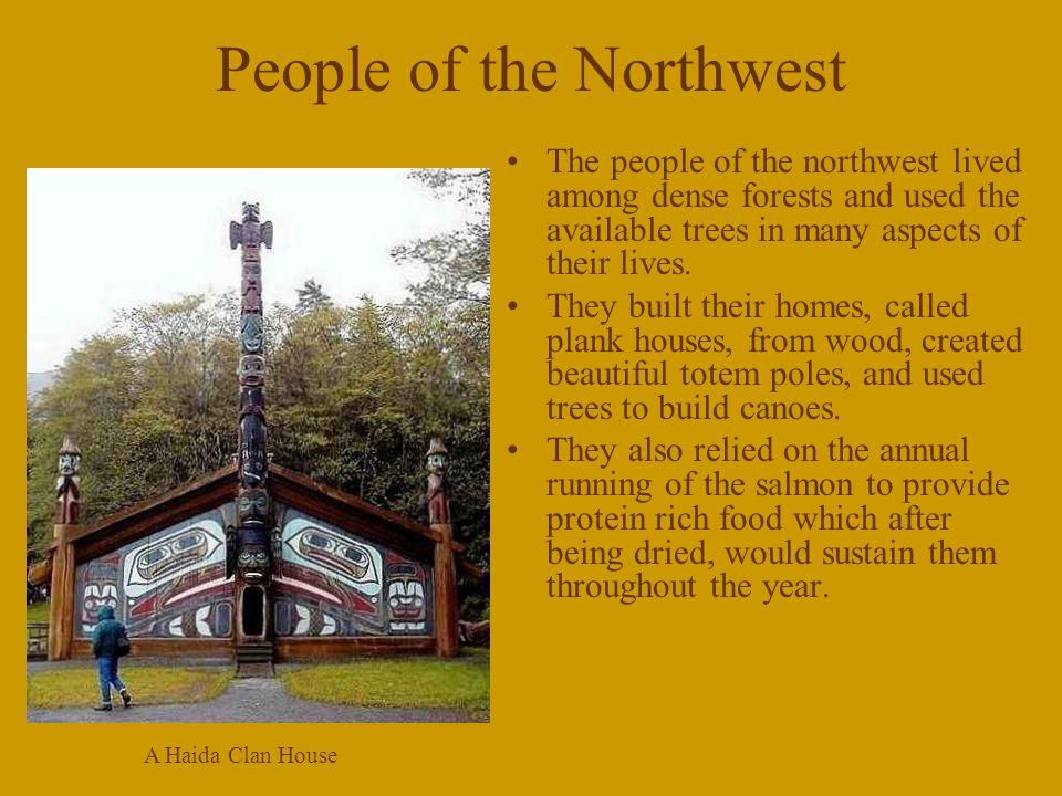 People of the Northwest
