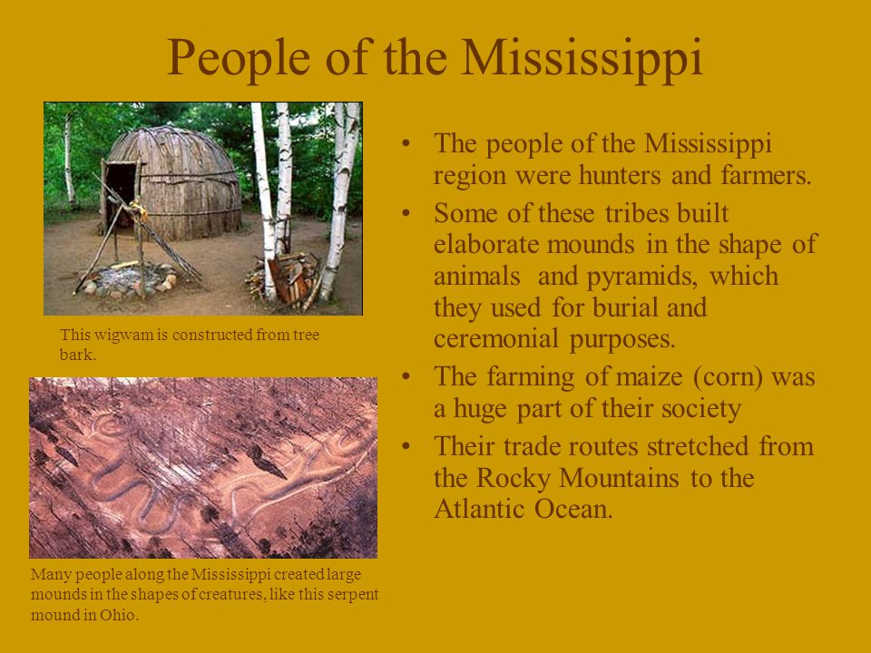 People of the Mississippi