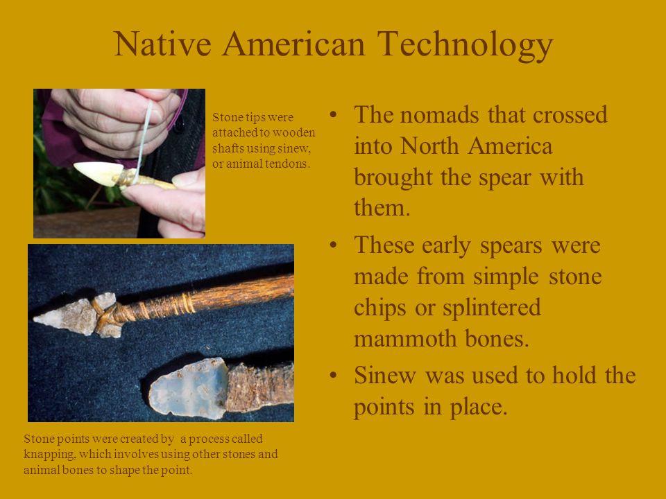 Native American Technology