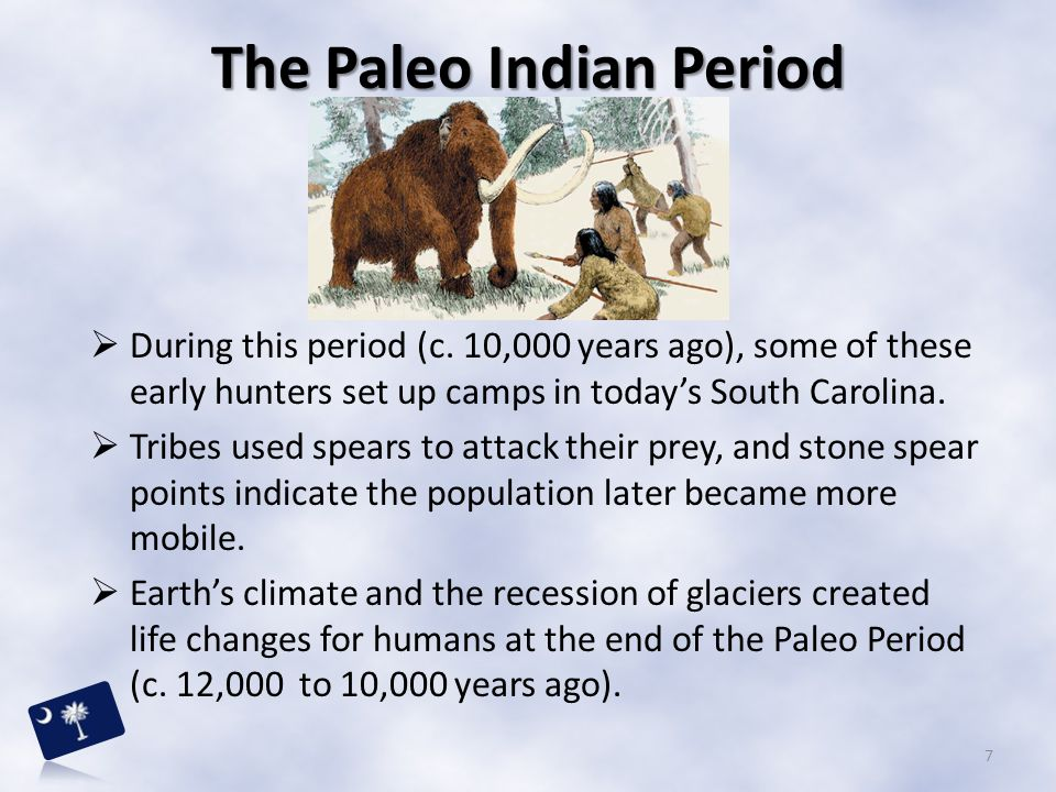 The Paleo Indian Period