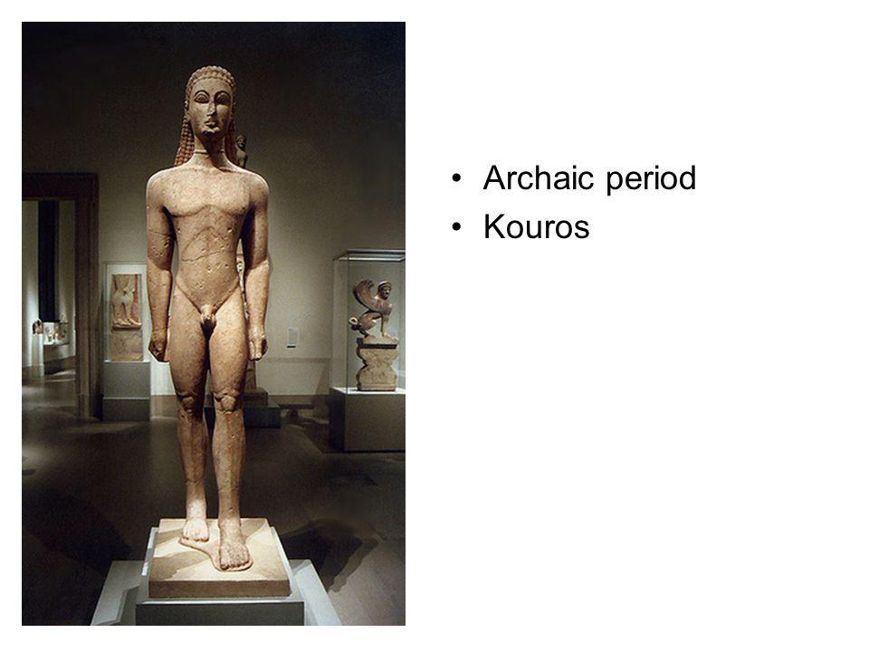 Archaic period Kouros