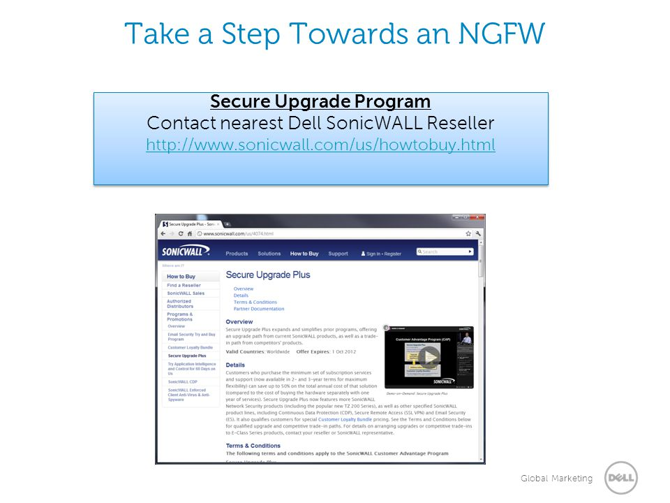 Take a Step Towards an NGFW