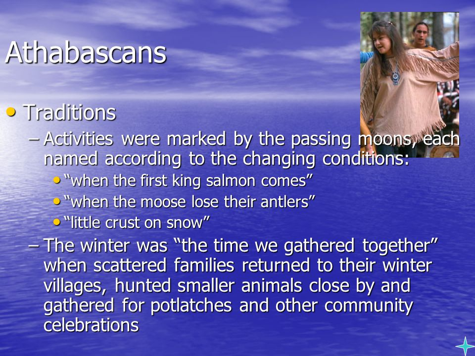 Athabascans Traditions
