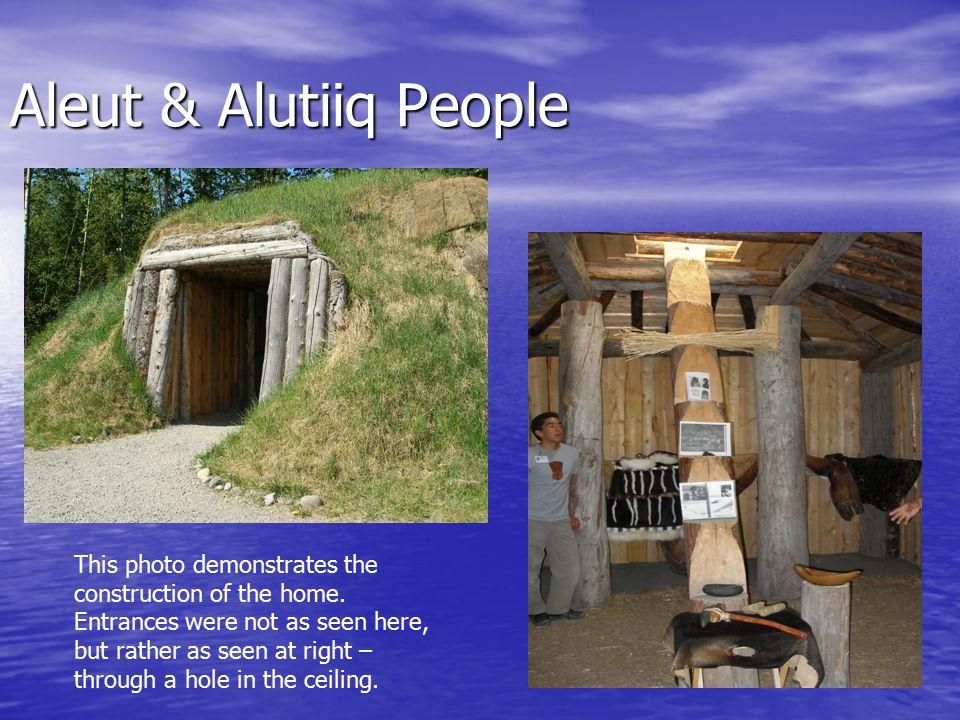 Aleut & Alutiiq People