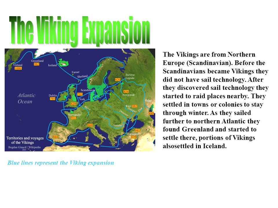 The Viking Expansion