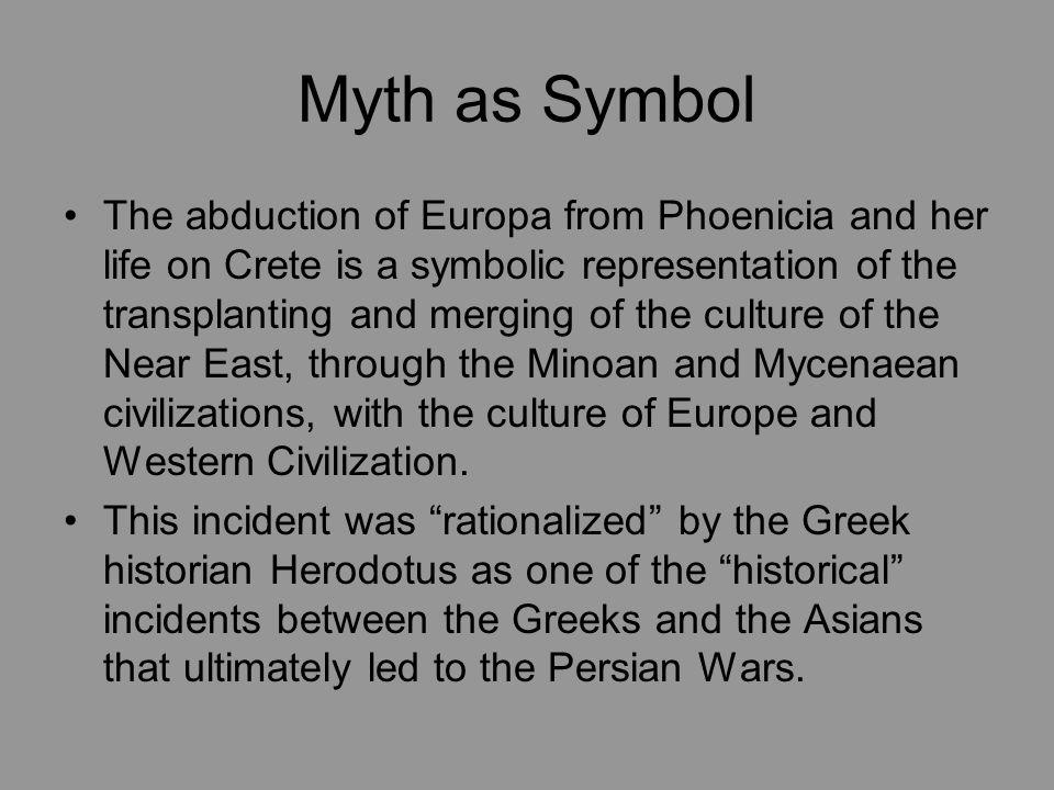 Myth as Symbol