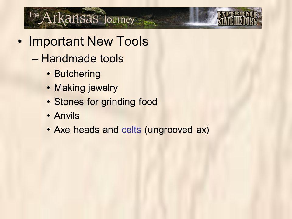 Important New Tools Handmade tools Butchering Making jewelry
