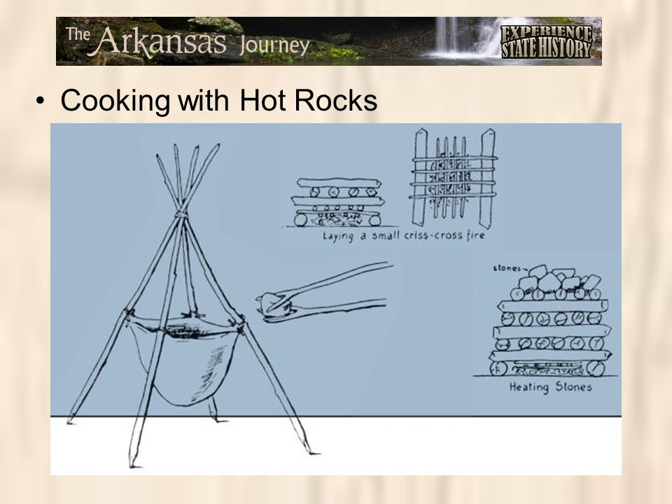 Cooking with Hot Rocks