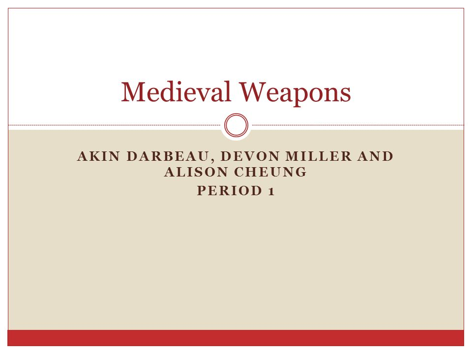Akin Darbeau, Devon Miller and Alison Cheung Period 1