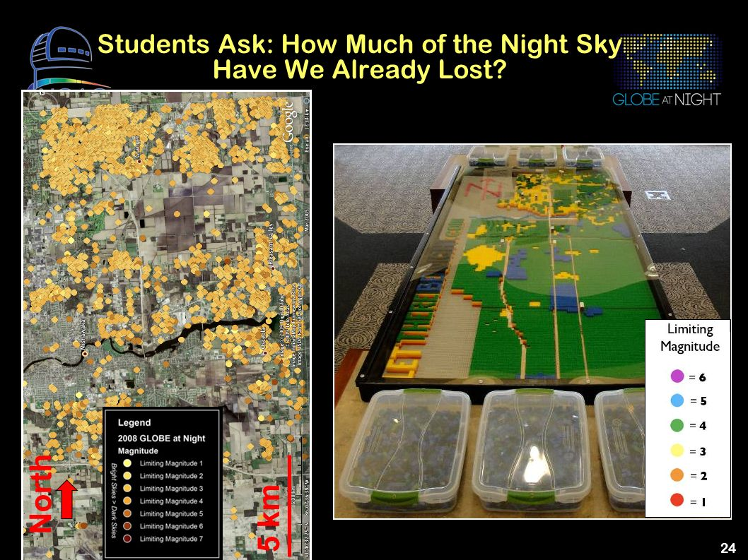 Students Ask: How Much of the Night Sky Have We Already Lost