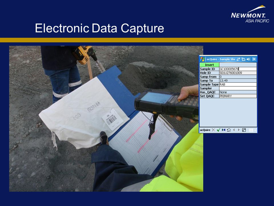 Electronic Data Capture