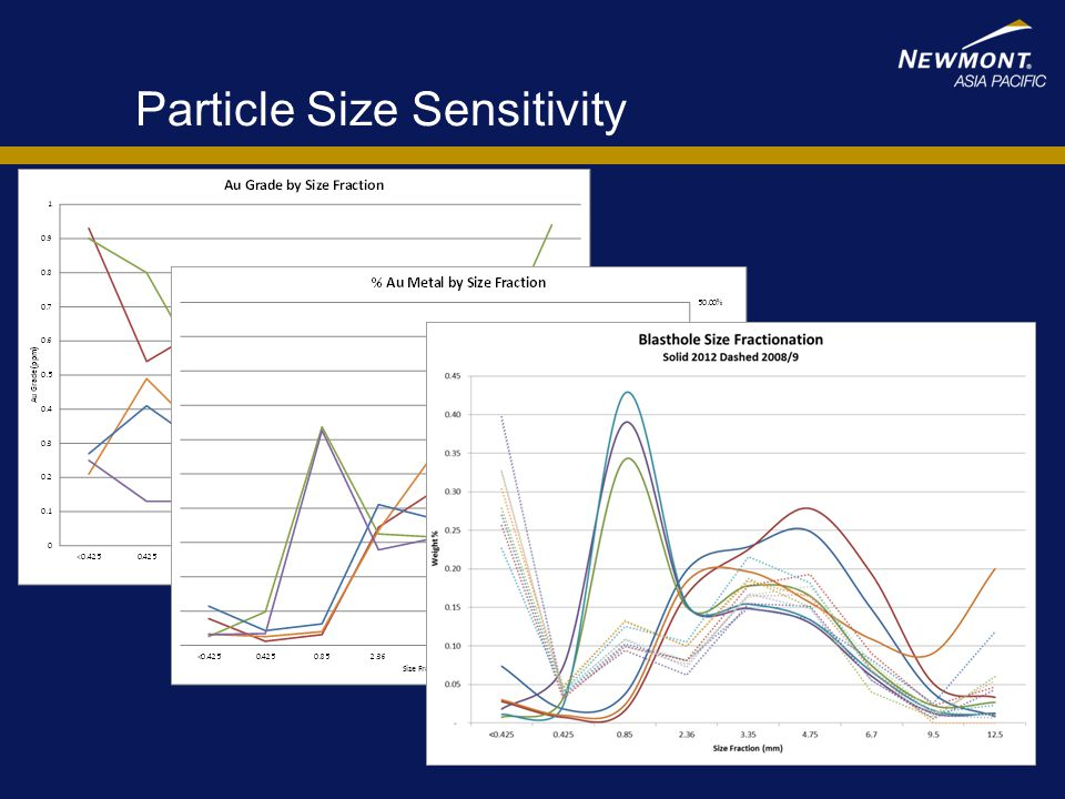 Particle Size Sensitivity