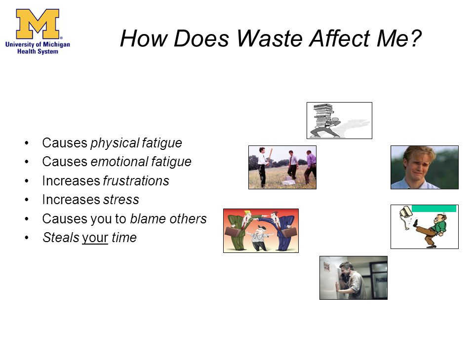 How Does Waste Affect Me