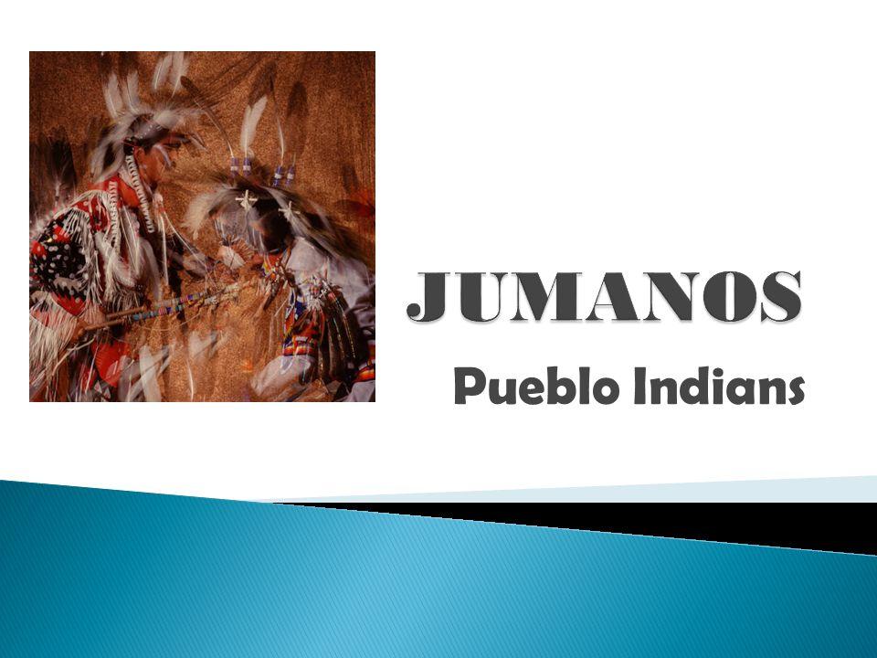 JUMANOS Pueblo Indians