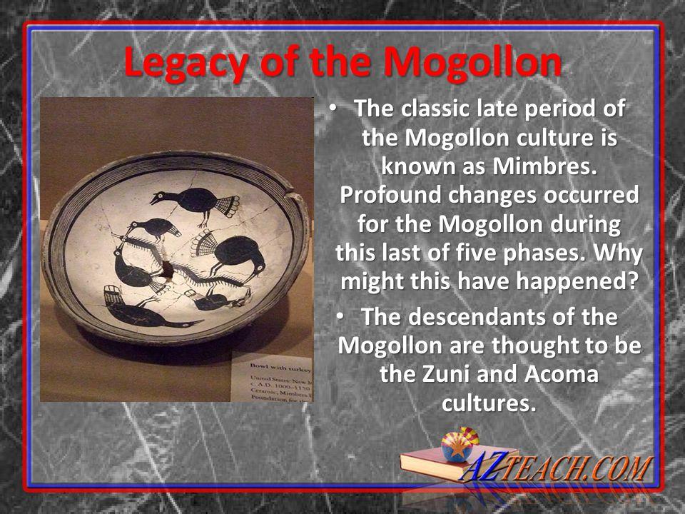 Legacy of the Mogollon