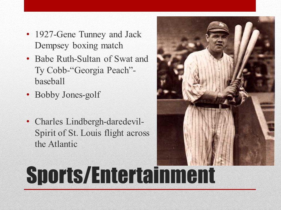 Sports/Entertainment