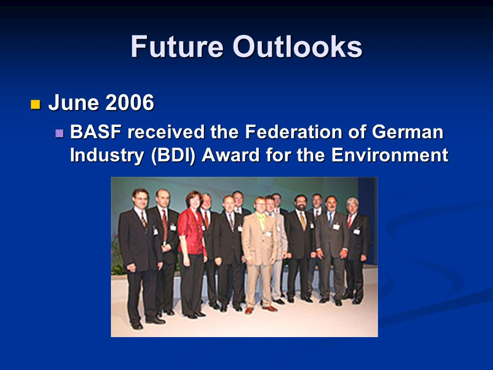 Future Outlooks June 2006.