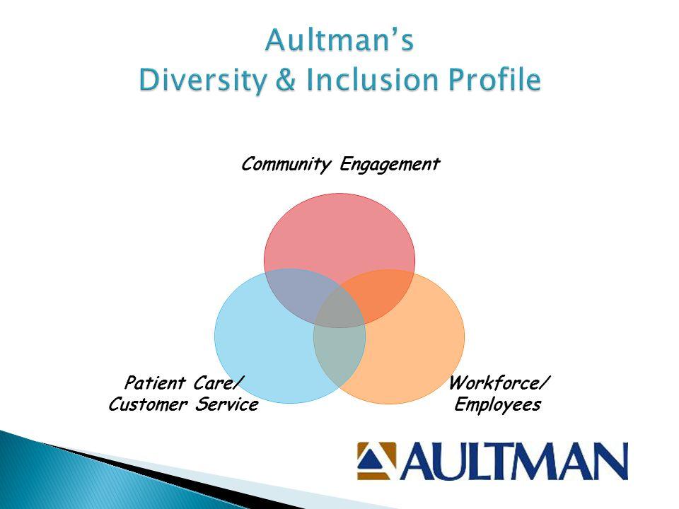 Aultman's Diversity & Inclusion Profile
