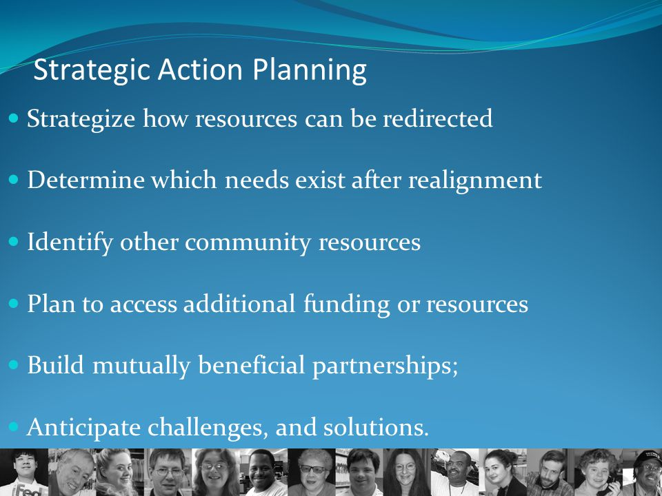 Strategic Action Planning