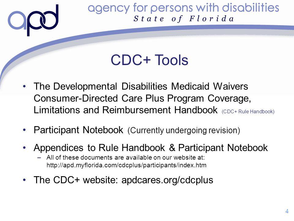4/15/2017 CDC+ Tools.
